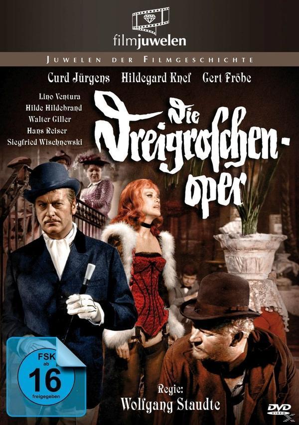 Die 3-Groschen-Oper (DVD) für 13,99 Euro