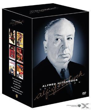 Die Alfred Hitchcock Collection Collector's Box (DVD) für 55,00 Euro