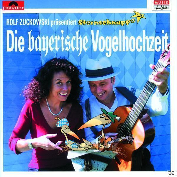 Die Bayerische Vogelhochzeit (Rolf Zuckowski) für 12,99 Euro