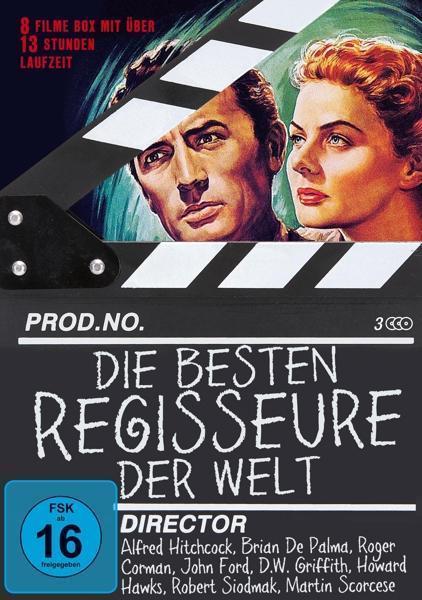 Die besten Regisseure der Welt (DVD) für 9,99 Euro