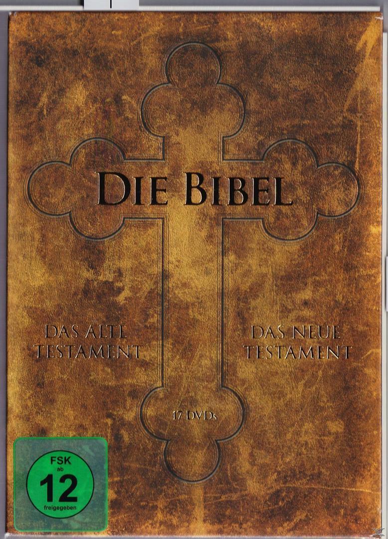 Die Bibel - Das Alte und das Neue Testament - Gesamtedition DVD-Box (DVD) für 79,99 Euro