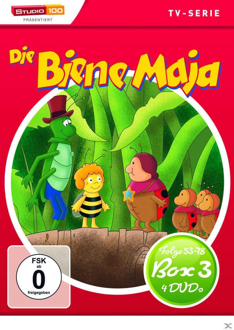 Die Biene Maja - Box 3 - Folge 53-78 DVD-Box (DVD) für 19,99 Euro
