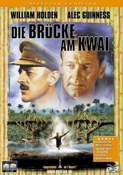 Die Brücke am Kwai (DVD) für 8,99 Euro