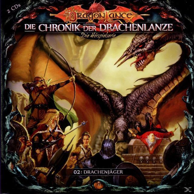 Die Chronik der Drachenlanze 02: Drachenjäger (CD(s)) für 16,99 Euro