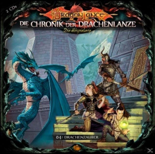 Die Chronik der Drachenlanze 04: Drachenzauber (CD(s)) für 17,99 Euro