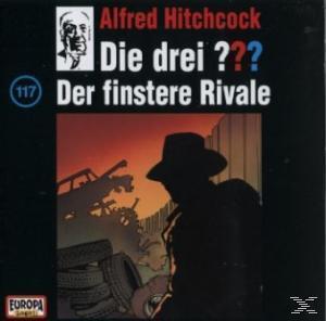 Die drei ??? 117: Der finstere Rivale (CD(s)) für 7,49 Euro