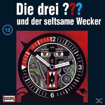 Die drei ??? 12: ...und der seltsame Wecker (CD(s)) für 7,49 Euro