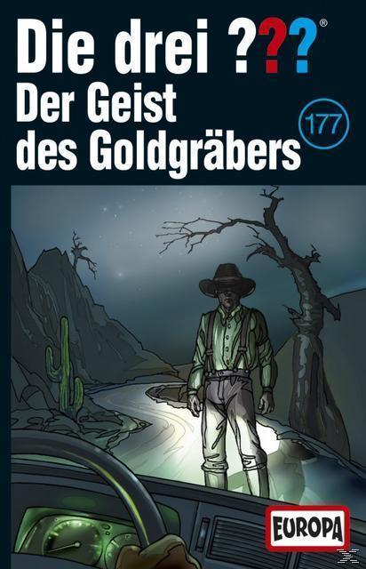 Die drei ??? 177: Der Geist des Goldgräbers (MC(s)) für 6,49 Euro