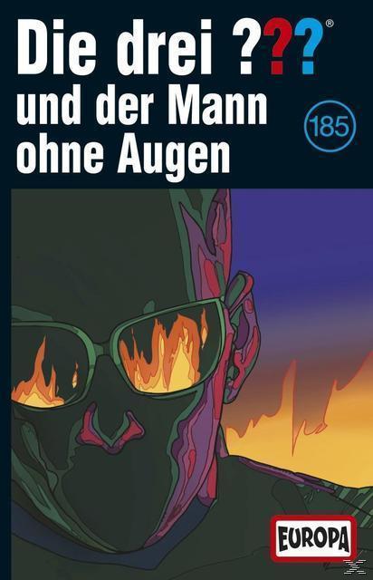 Die drei ??? 185: Der Mann ohne Augen (MC(s)) für 6,49 Euro