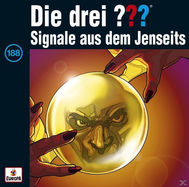 Die drei ??? 188: Signale aus dem Jenseits  (CD(s)) für 7,49 Euro