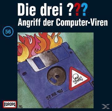 Die drei ??? 56: Angriff der Computer-Viren (CD(s)) für 7,49 Euro