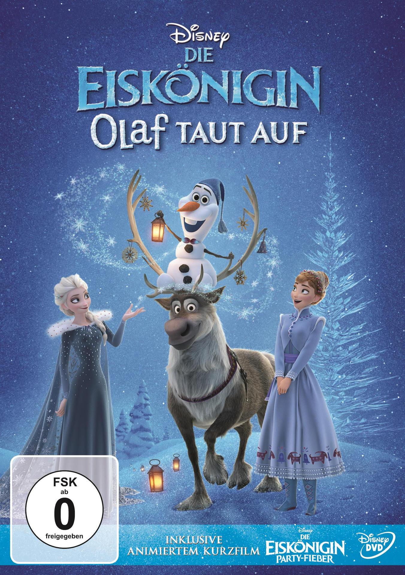 Olaf waffeleisen