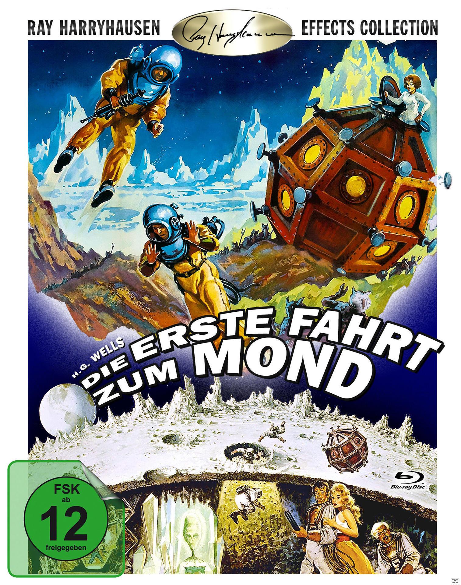 Die erste Fahrt zum Mond (BLU-RAY) für 14,99 Euro
