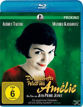 Die fabelhafte Welt der Amélie (BLU-RAY) für 7,99 Euro