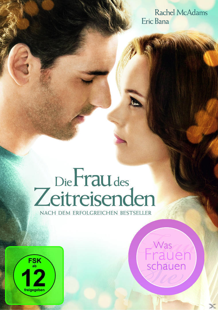 Die Frau des Zeitreisenden (DVD) für 5,99 Euro