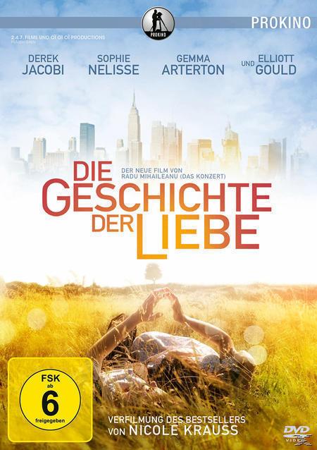 Die Geschichte der Liebe (DVD) für 13,99 Euro