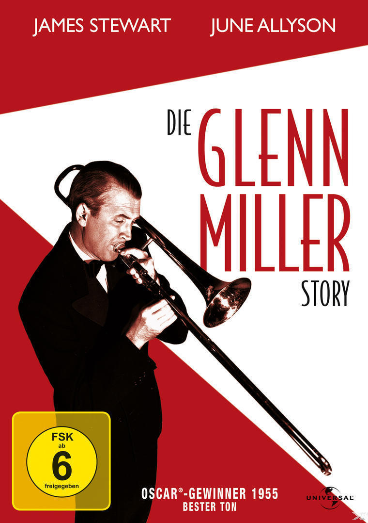 Die Glenn Miller Story (DVD) für 7,79 Euro