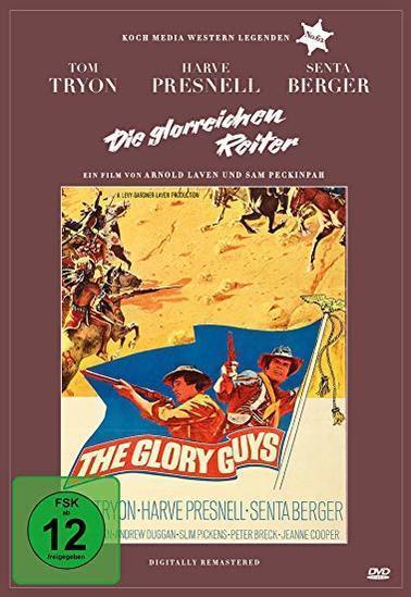 Die glorreichen Reiter (DVD) für 14,61 Euro