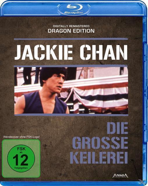 Die große Keilerei Dragon Edition (BLU-RAY) für 7,79 Euro