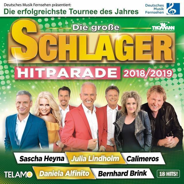 Die große Schlager Hitparade 2018/2019 (VARIOUS) für 17,99 Euro