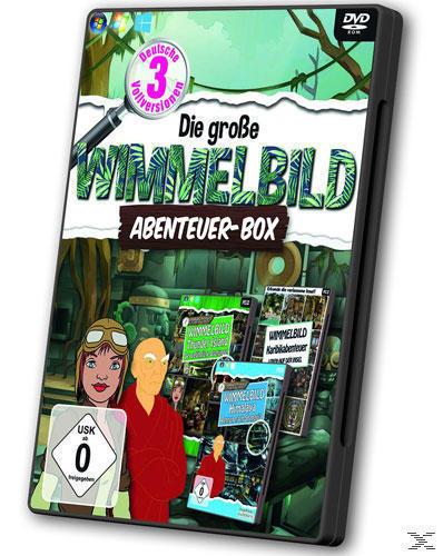 Die große Wimmelbild Abenteuer-Box (PC) für 9,99 Euro