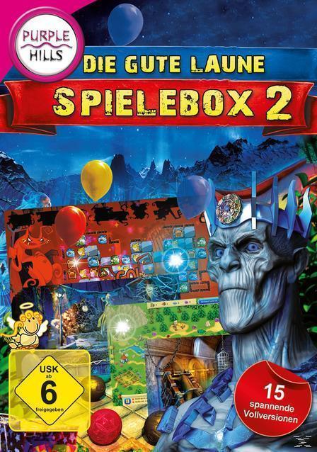 Die gute Laune Spielebox 2 (Purple Hills) (PC) für 14,99 Euro