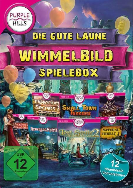 Die gute Laune Wimmelbild Spielebox (Purple Hills) (PC) für 19,99 Euro