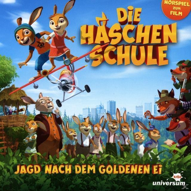 Die Häschenschule: Jagd nach dem goldenen Ei (CD(s)) für 7,99 Euro
