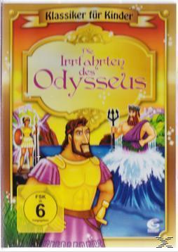 Die Irrfahrten des Odysseus (DVD) für 5,99 Euro