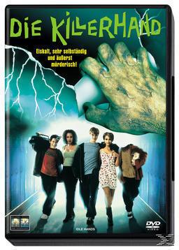 Die Killerhand (DVD) für 7,99 Euro