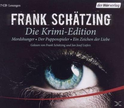 Die Krimi-Edition (CD(s)) für 17,99 Euro