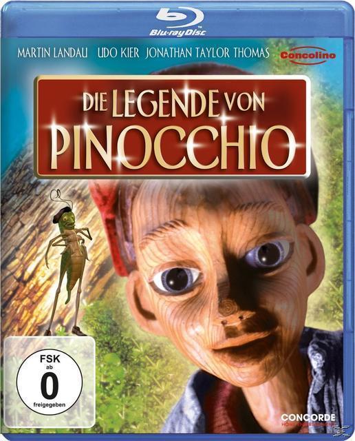 Die Legende von Pinocchio (BLU-RAY) für 9,99 Euro
