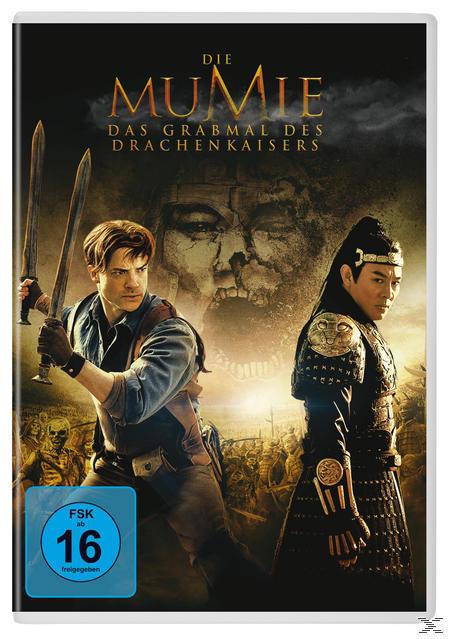 Die Mumie 3: Das Grabmal des Drachenkaisers (DVD) für 7,99 Euro