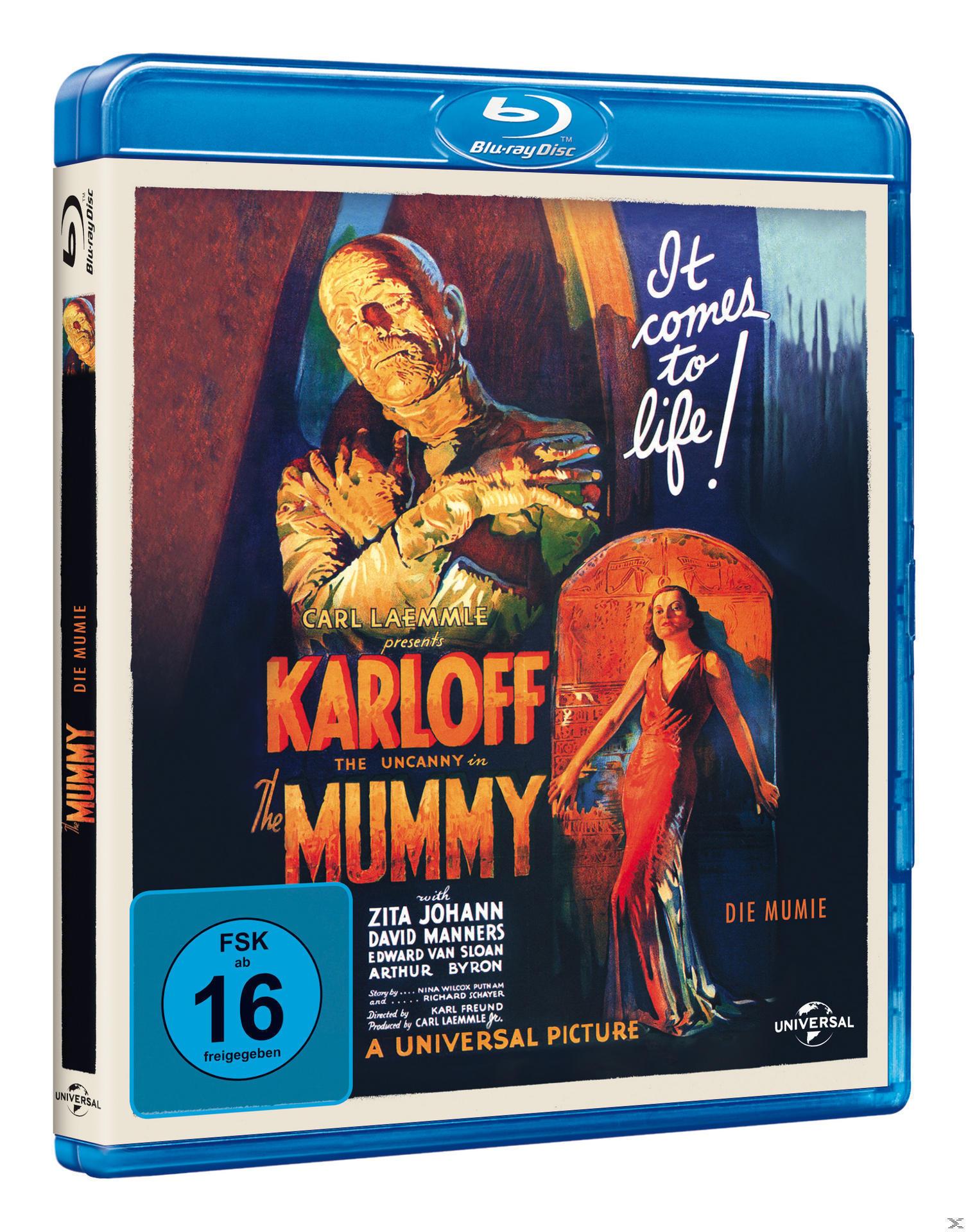 Die Mumie (BLU-RAY) für 13,99 Euro