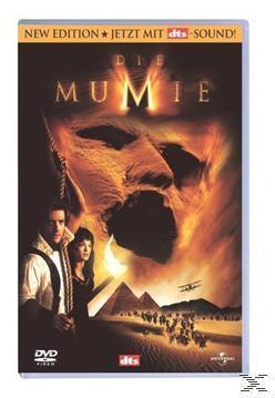 Die Mumie (DVD) für 7,00 Euro