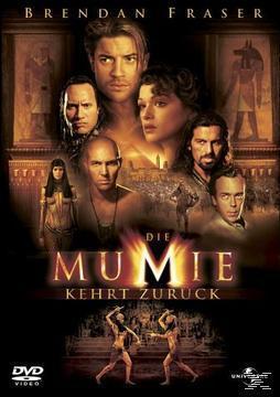 Die Mumie kehrt zurück (DVD) für 7,99 Euro