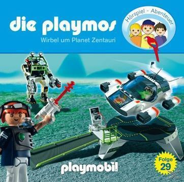 Die Playmos 29: Wirbel um Planet Zentauri (CD(s)) für 3,99 Euro
