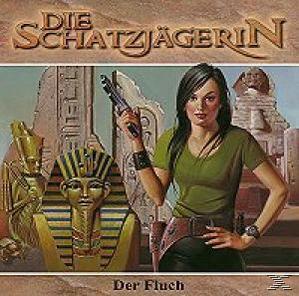 Die Schatzjägerin 1:  Der Fluch (CD(s)) für 7,99 Euro