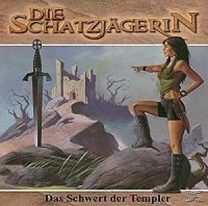 Die schatzjägerin 2: Das Schwert der Templer (CD(s)) für 7,99 Euro