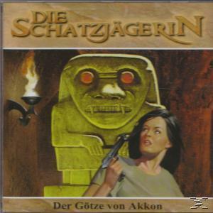 Die Schatzjägerin 3: Der Götze von Akkon (CD(s)) für 8,49 Euro
