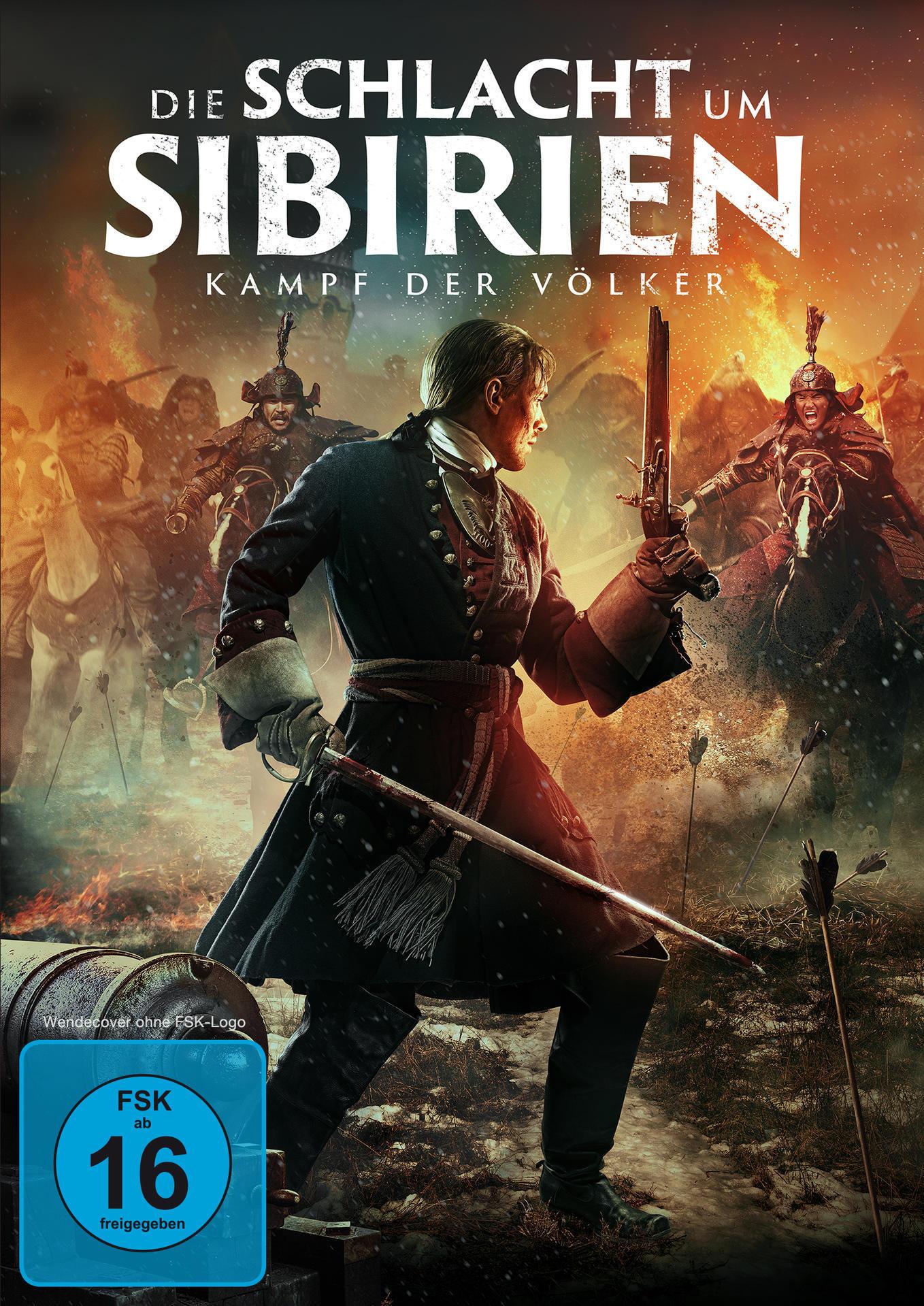 Die Schlacht Um Sibirien (DVD) für 14,99 Euro