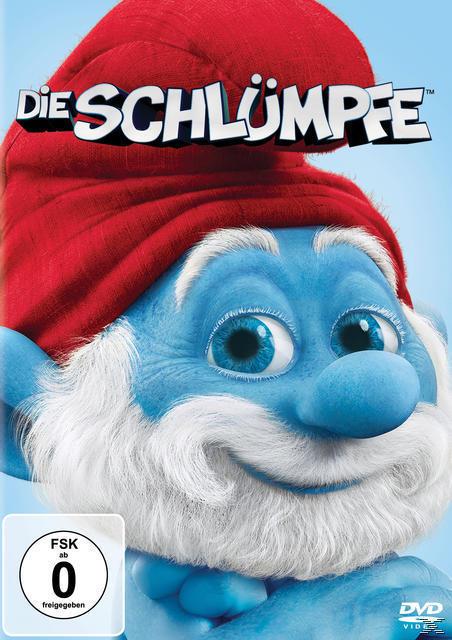 Die Schlümpfe (DVD) für 9,99 Euro