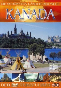 Die schönsten Länder der Welt: Kanada (DVD) für 6,99 Euro