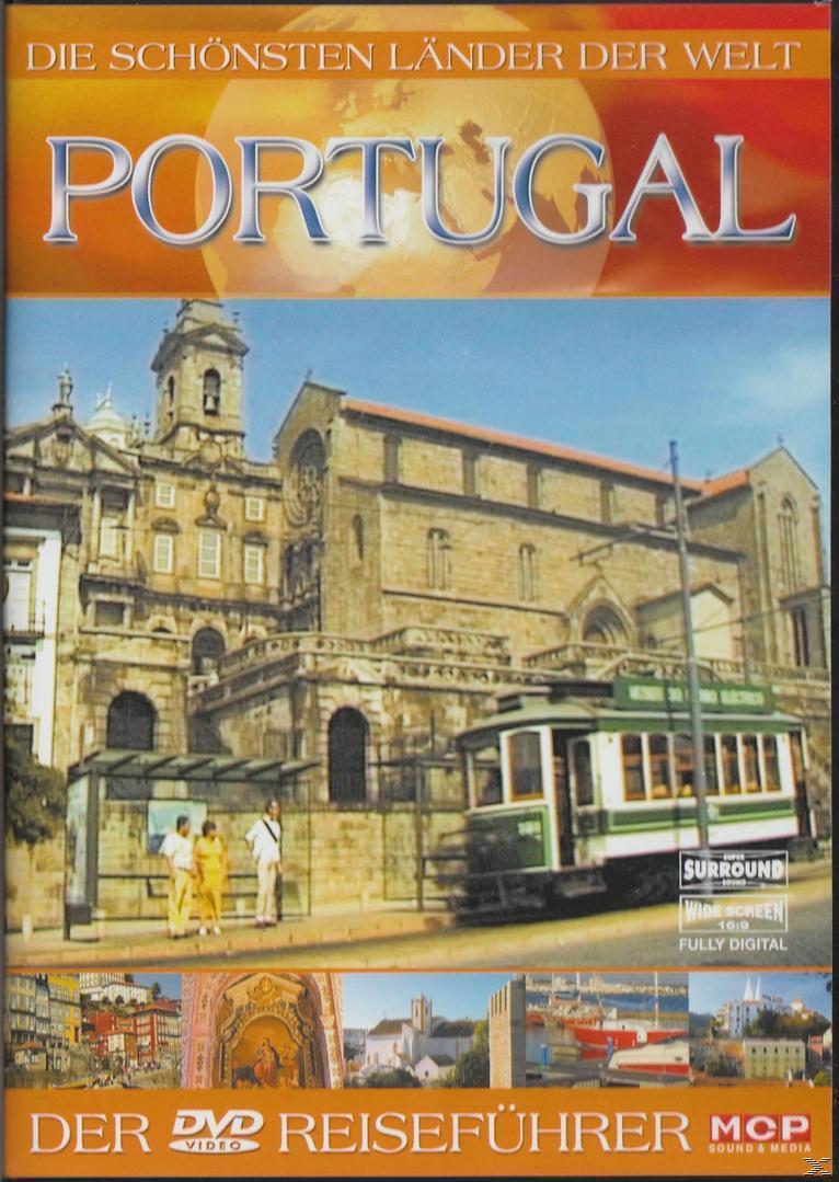 Die schönsten Länder der Welt: Portugal (DVD) für 6,99 Euro