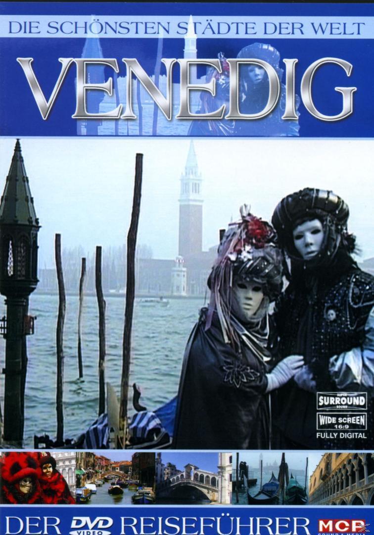 Die schönsten Städte der Welt: Venedig (DVD) für 4,99 Euro