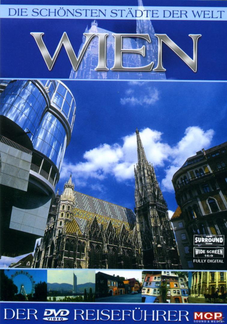 Die schönsten Städte der Welt: Wien (DVD) für 4,99 Euro