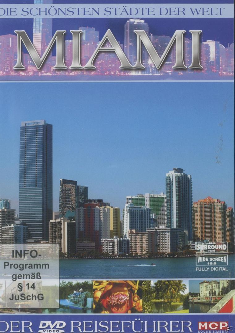 Die schönsten Städte der Welt: Miami (DVD) für 4,38 Euro