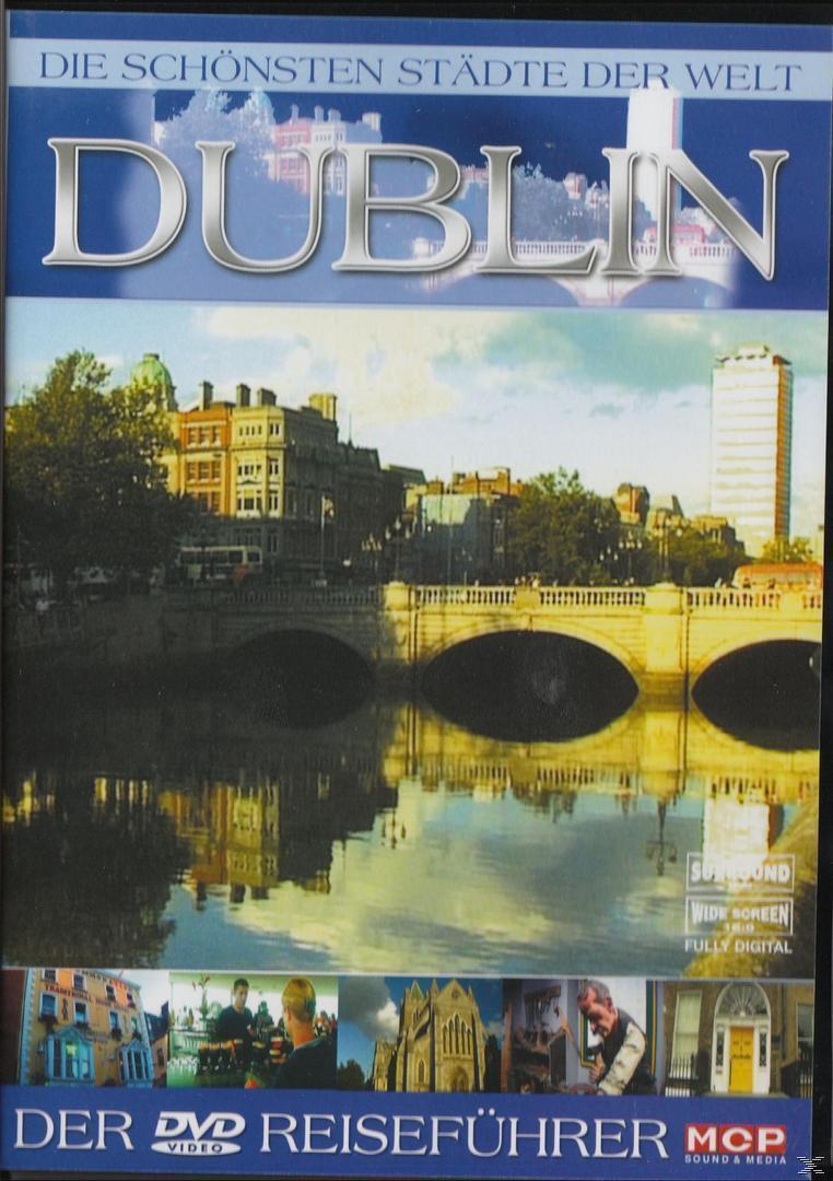 Die schönsten Städte der Welt: Dublin (DVD) für 4,99 Euro