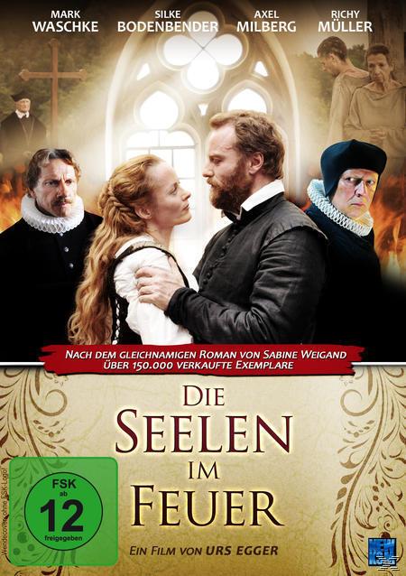 Die Seelen im Feuer (DVD) für 7,99 Euro