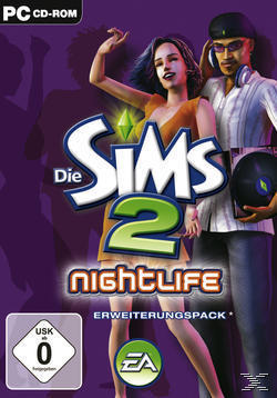 Die Sims 2: Nightlife (Software Pyramide) (PC) für 5,00 Euro